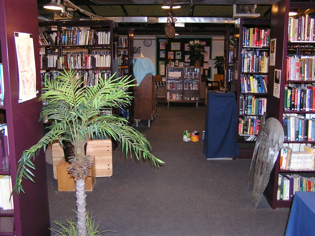 Library Rear